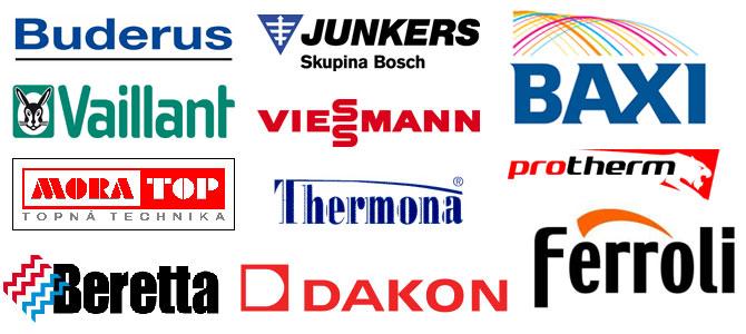 Výrobci plynové kotle