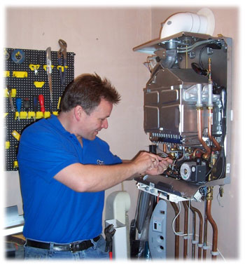 Montáže a servis plynových spotřebičů