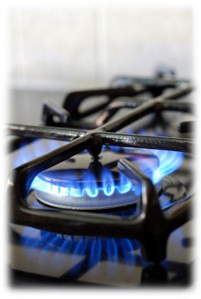 Opravy plynových zařízení
