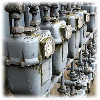 Kontroly plynu
