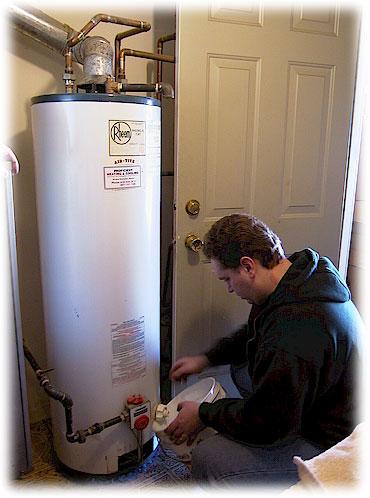 Servisní prohlídky plynových spotřebičů