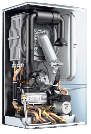 Kondenzační, závěsné a stacionární plynové kotle